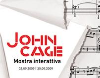 John Cage: mostra interattiva Bruno Munari