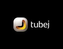 Logotype and UI, Tubej