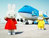 KLM Miffy