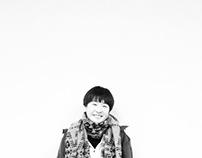 Portrait (monochrome)