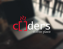 Coders Coffee Place - Turning coffee into code.