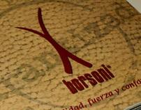 borsoni corporate identity