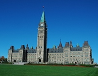 Parliament Hill West Sector Area Master Plan, Ottawa ON