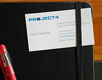 Identity design for Project4