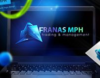 FRANAS MPH trading & management - logo design