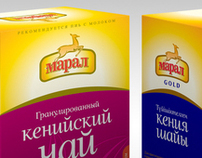 Maral, Package Design