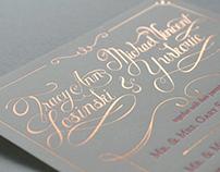 MYTL Wedding Invitation
