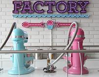 The Fabulous Frozen Factory