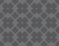 Bulgari Logo and Textile Design