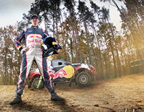 Adam Małysz - Auto Motor i Sport
