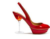 Catwalk stilettos