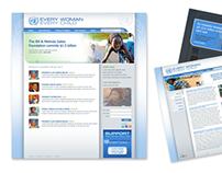 Website design, United Nations