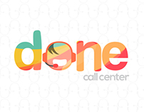 Done Call center Branding
