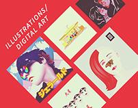 Illustrations/Digital Art