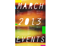 March 2013 CSUF Events