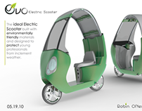Ovo: Electric Scooter