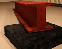 Felted I-Beam