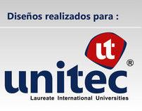 Diseños creados para UNITEC