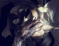 Chiaro / Oscuro (Sculpture)