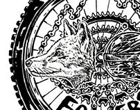 Foxers Mountain Bike Club Logo