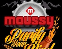Moussy Malt Beverage T-shirt