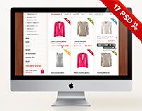 Shoppie - Modern Online Store Web