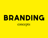 some Branding concepts
