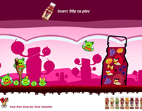 PJs Smoothies: Promotional Outdoor Poster