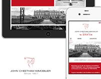 Web Design Responsive, John Immo