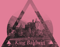 King Baldwin Poster