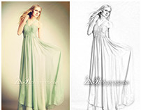 Prom dress 2013 / Robe de soirée 2013