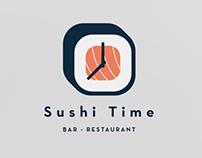 Sushi Time (Branding)