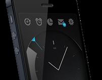 Time managing app