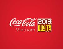 Coca-cola Vietnam Tet 2013 Activation & POSM