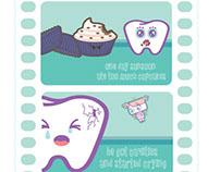 sansoon Pediatric Dentistry Posters