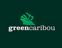 Green Caribou Identity & Website