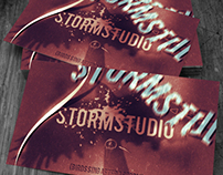 Stormstudio Business Cards