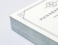Hanneke & Jeroen - Wedding invitation