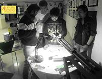 workshop on stop-motion Animation