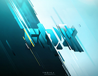 """FOX 2007 Re-Brand"" Poster Design"