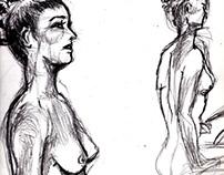 Rachel _Drawings From Life