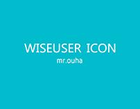 wiseuser icon