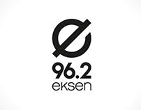 Brand Identity for Radio Eksen