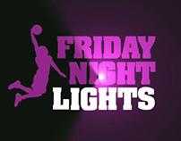 Friday Night Lights Basketball Season 3 TVc Pitch