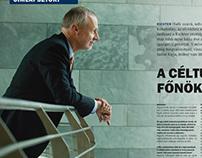 Manager magazin article, Bogsch Erik/ Richter