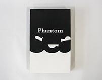 Phantom Sea (Hand Bound Typography Book)