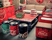Coca-cola by URBAN