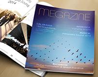 Simulation magazine: MEGAzine