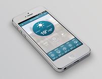 Phone Weather App