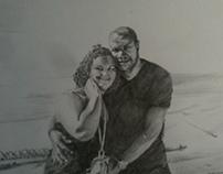 portrait couple